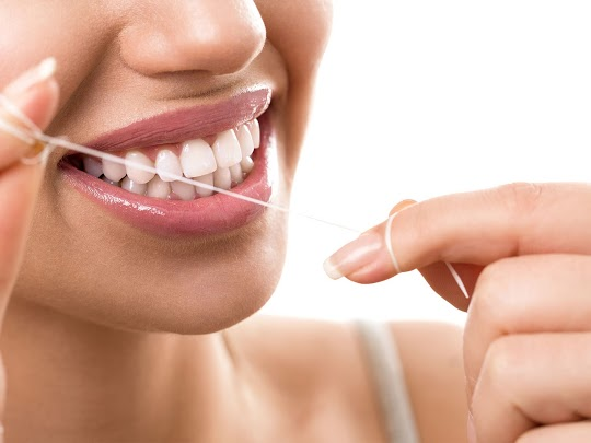 use of dental floss